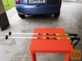 Smučarske palice otroške 100 cm