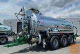 Vaia MB160 - 370, tridem, traktorska cisterna za gnojevko