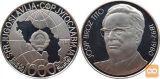 Tito spominski kovanci 1000 din