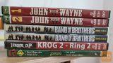 Prodam ORIGINAL Filme na DVD-jih+glasbene CD-je