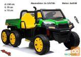 Otroški traktor Farmer 24V
