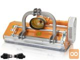 Mulčar kladivar, AgroPretex LINCE SP 165 - lahka serija